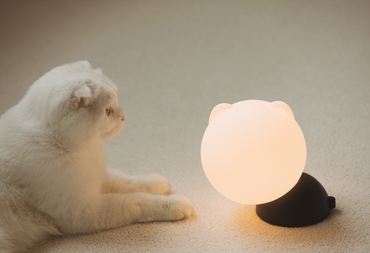 001D-Kitty Night-Light images