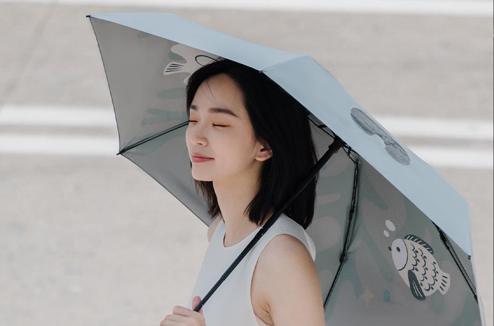 001S Pocket Umbrella