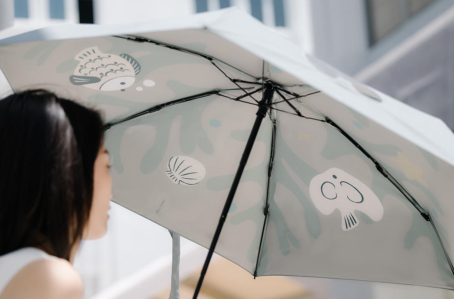 001S Pocket Umbrella images