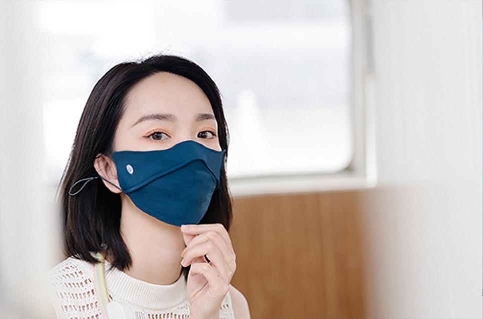 002S Solove Sunscreen Mask