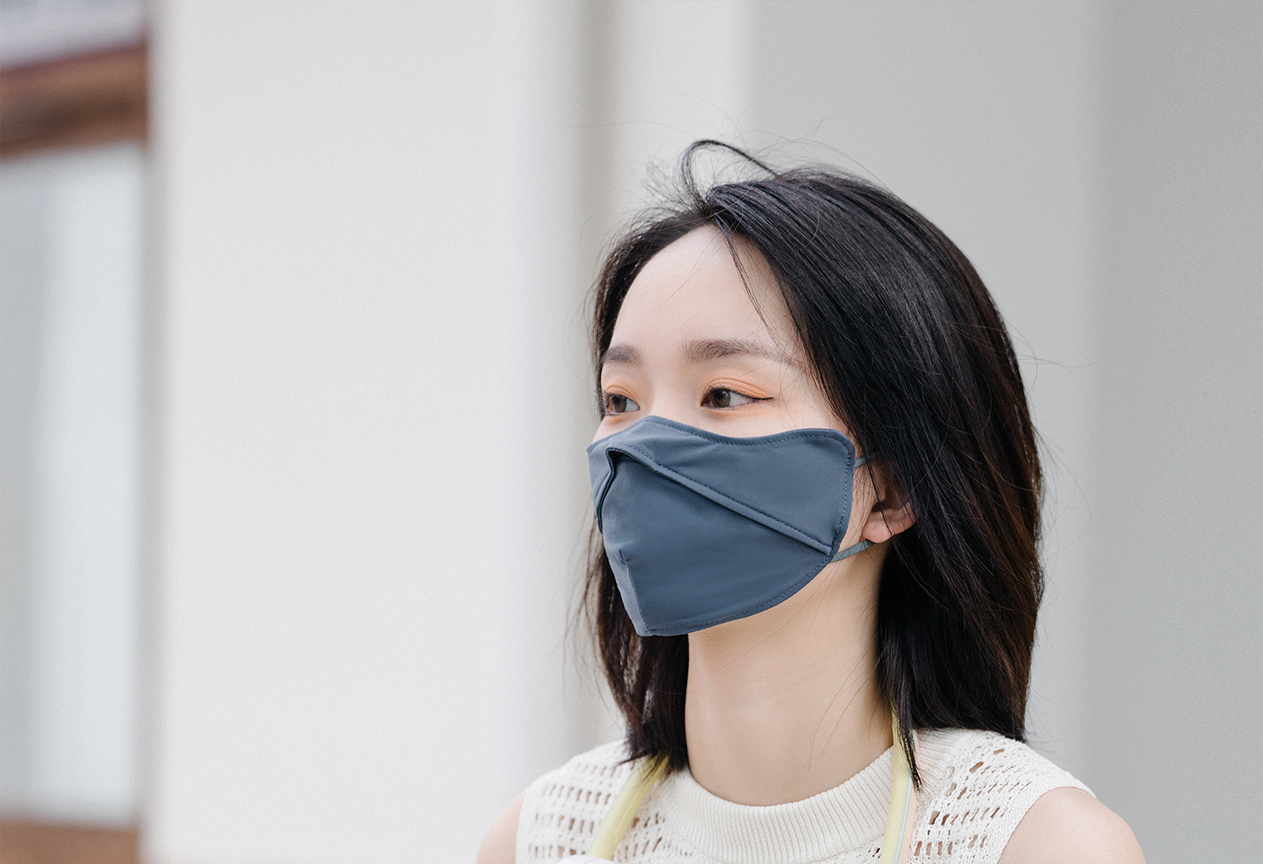 002S Solove Sunscreen Mask images