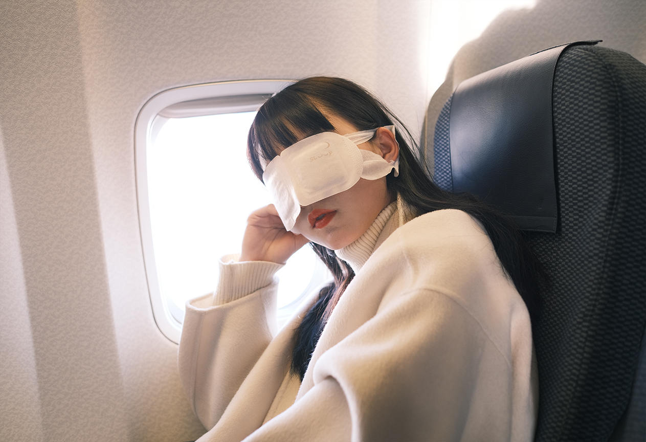 005Y-Steam Eye Mask images